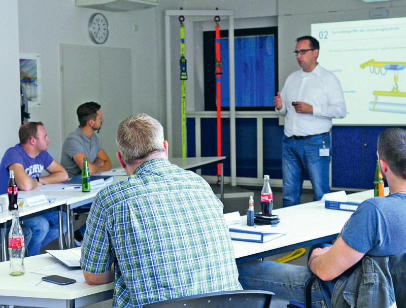 Hebe und Zurrtechnik Seminar Osterholz Scharmbeck