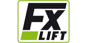FX Logo Rahmen farbig