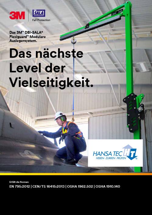 Flexgiuard Ausleger Hansa Tec 3M